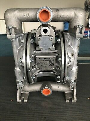 Versa Matic E1AA2R229C Diaphragm Pump