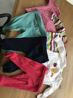 Next Baby Girls  Top With Leggings Set X3  3-6 Months