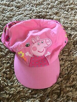 Peppa Pig Girls Hat Age 1-3yrs Mothercare