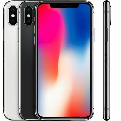 Apple iPhone X 64GB GSM Unlocked Smartphone