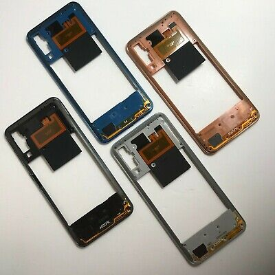 Genuine Samsung Galaxy A50 SM-A505F Chassis Middle Frame Bezel Housing