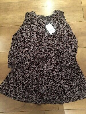 Next Girls Dress Age 6 Brand New With Tags