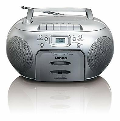 Lenco SCD-42 Argent radio CD
