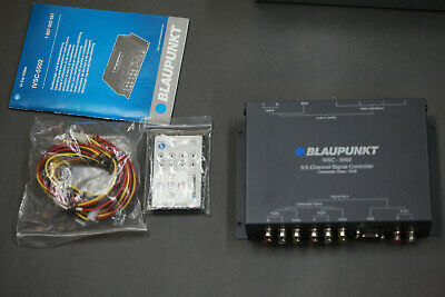 Blaupunkt IVSC-5502 InCar Video  Signal Converter