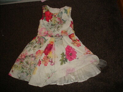 Beautiful Girls Next Occasion Dress  -  Age 7 Years - worn once