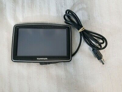 TomTom XL IQ Routes Edition N14644 GPS Bundle W/ USB