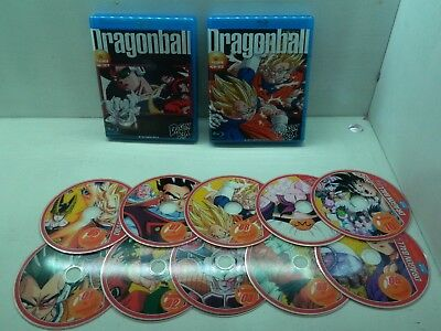 Dragon ball z  pack Español latino Bluray