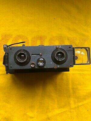Verascope. J Richard  model 1900 with rare Zeiss Protar IIa excellent condition