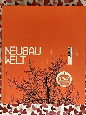 Rare! 2005 Neubauwelt Vector Illustration Archive Stock Book with CD Rom