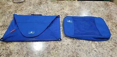 Eagle Creek Pack-It System Garment Folding and Cube Blue - 2 pieces