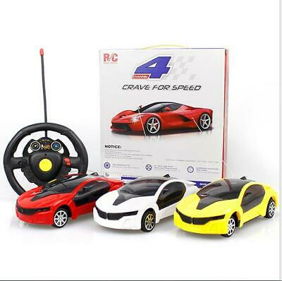 US Radical Racers Remote Controlled Interactive Toys Car For Interest Training