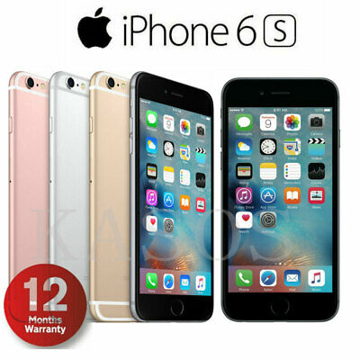 Apple iPhone 6S 16/ 32 / 64 /128GB -Unlocked -Various Color Smartphone Excellent