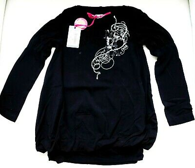 ROBE tunique noir NOLITA Pocket Made in Italy 2 ans NEUF emballé!!! Taille 2ans!