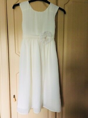 John Lewis flower girl/ Bridesmaid dress Age 12 Great Condition