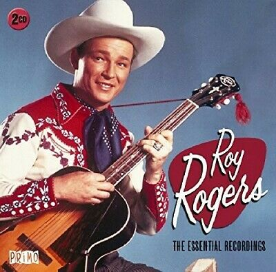 Roy Rogers - The Essential Recordings (2 Disc) CD NEW
