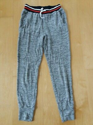 Girls Grey Joggers Age 8-9 yrs