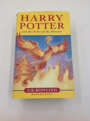 Harry Potter Order of the Phoenix - First Edition Hardback - Great Condition