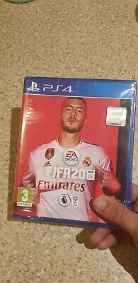 Ps4 fifa 2020 Brand new sealed Best price on Ebay Sameday despatch Free delivery