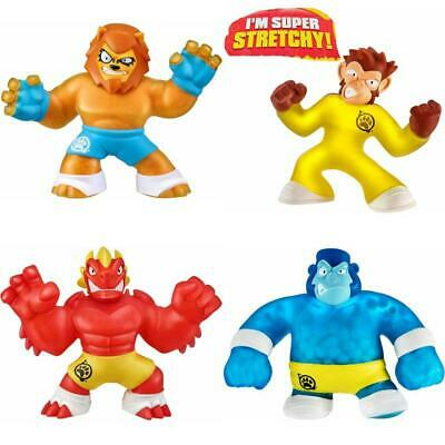 Heroes Of Goo Jit Zu - Oozy Gooey Action Figures | Collect all 8
