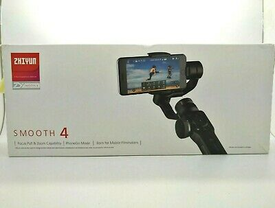 Zhiyun Smooth 4 3-Axis Stabilizer Video Camera for Smartphone SMA04