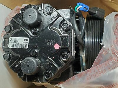 Everco A/C Compressor With Clutch 967022
