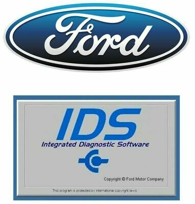 LATEST 2019 Ford IDS 113.03 Diagnostic software Includes C91 calibration files