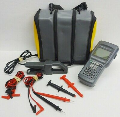 Fluke 41 Power Harmonics Analyzer, Excellent