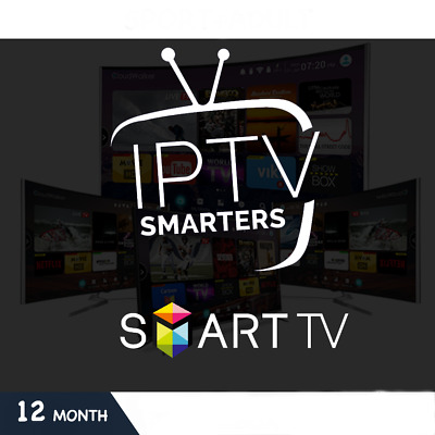 IPTV SUBSCRIPTION 12 MONTH 6000+Ch/VOD US,CA,EU,LATINO,AS,AR Also support Iphone