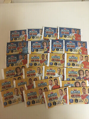 Topps Match Attax Trading Cards 2019/20 Season 24 Packs New Sealed