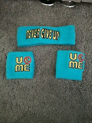 Wrestling Sweat Bands Memorabilia