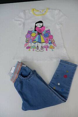 little marc jacobs Outfit Set Age 3 Years Size 94cm Leggings & Top Girls