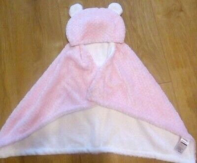 New (other) pink baby snuggle wrap by George