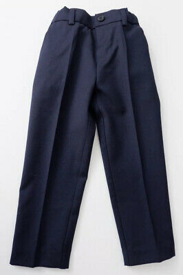 Paul Smith Baby Navy Blue Smart Trousers Age 3 Years Vgc
