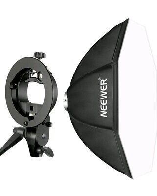 """Neewer 32""""/80cm Octagonal Softbox with S-Type Bracket Holder and Carrying Case"""