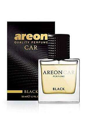 AREON Car Perfume 1.7 Fl Oz. (50ml) Glass Bottle Cologne Air Freshener for Cars,