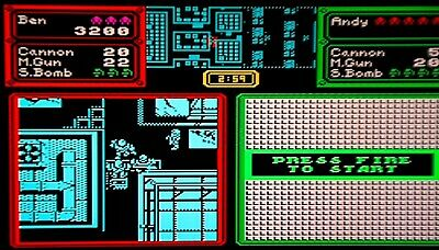 Crack Down by US Gold (Sinclair ZX Spectrum) - TESTED+WORKING