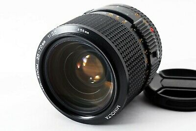 """"""" As is """" Minolta MD 35-70mm f/3.5 Zoom lens for 35mm SLR Film camera from JAPAN"""