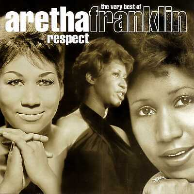 Aretha Franklin - Respect (2002) The Very Best of - 2 x CD Album