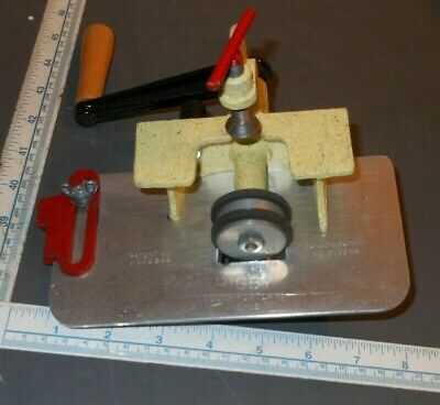 Vintage Rigby Cloth Stripping Machine