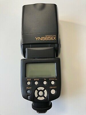 Yongnuo Speedlite Flash 565EX new and in perfect condition