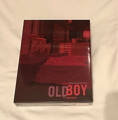 Oldboy Plain Archive full slip type A numbered new sealed steelbook