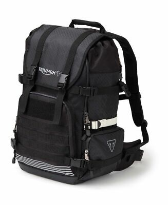 Triumph T18 48 Hour Motorcycle Backpack Mlus18322