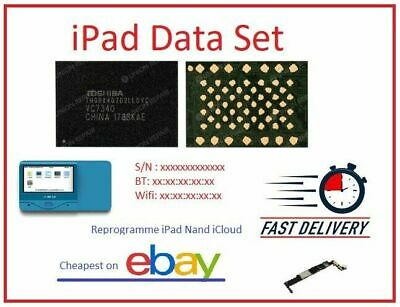 iCloud Removal Unlock for iPad Mac Address (Hardware Method) A7 and new INSTANT