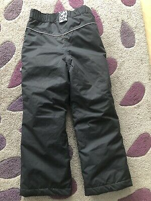 Girls Snow Trousers Age 6-7