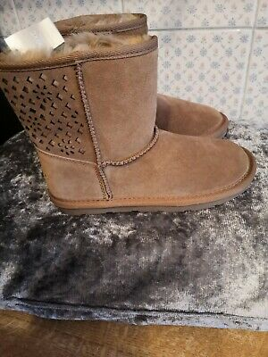 BNWT Girls Next Ankle Boots Size 13
