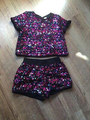 Girls Tu Age 3 Shorts and Top