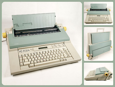 Olivetti ET Compact 65 | Portable Electronic Typewriter Word Processor | Tested