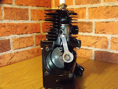 Sectioned Engine, Display Engine, Cut away, Desk toy, 2 Stroke. Mancave
