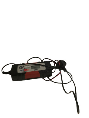 Maypole 7423A Battery Charger Auto Electronic 4A 12V  (Ex-display)