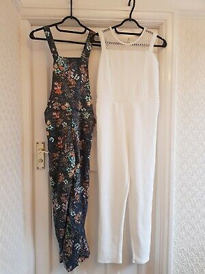 2 Girls Jumpsuits River Island & Next Age 11-12 Years
